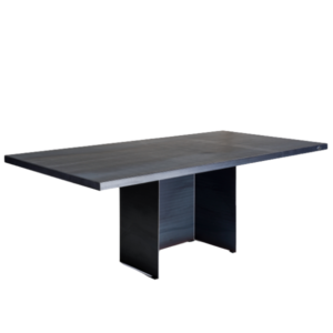 TABLE DE REPAS EN METAL INDUSTRIELLE ET DESIGN TR-92