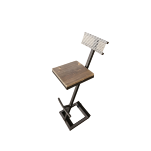 TABOURET DE BAR INDUSTRIEL T-17